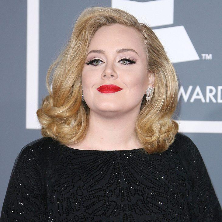 Adele: Schwangerschaft ist wie Lottogewinn