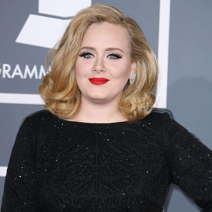 Adele: Heimlich geheiratet?