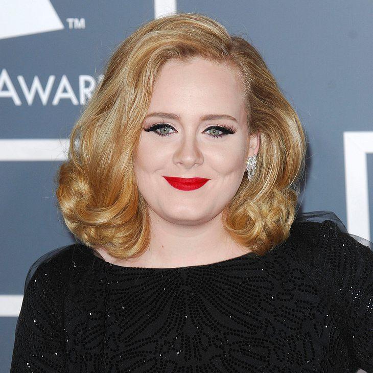 Adele: Unkomplizierte Schwangerschaft