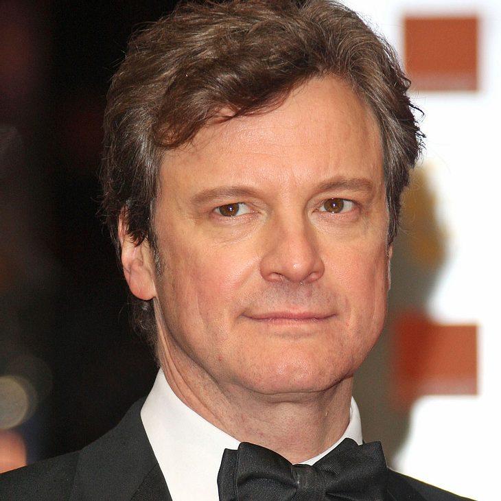 Colin Firth: Drama im Flieger