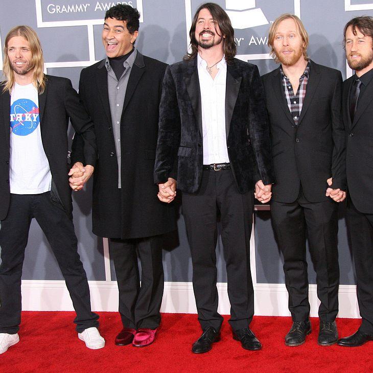 Foo Fighters: Gesundheitliche Probleme