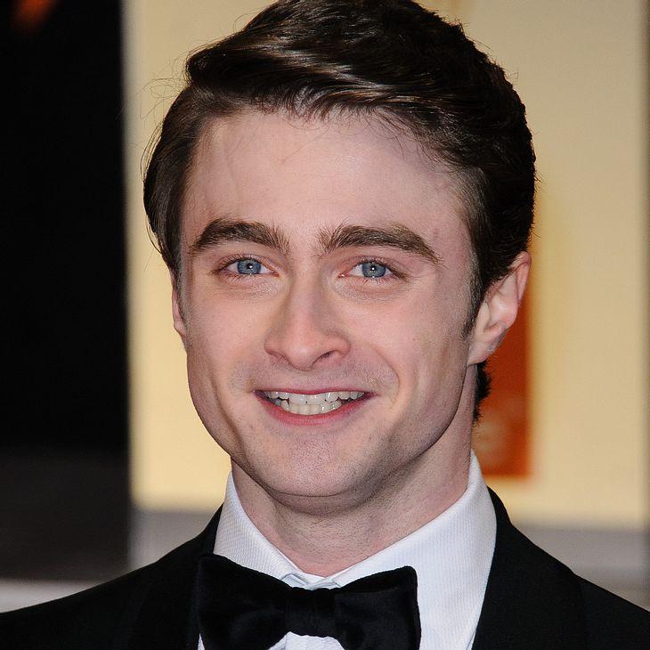 Daniel Radcliffe hat das dickste Sparbuch
