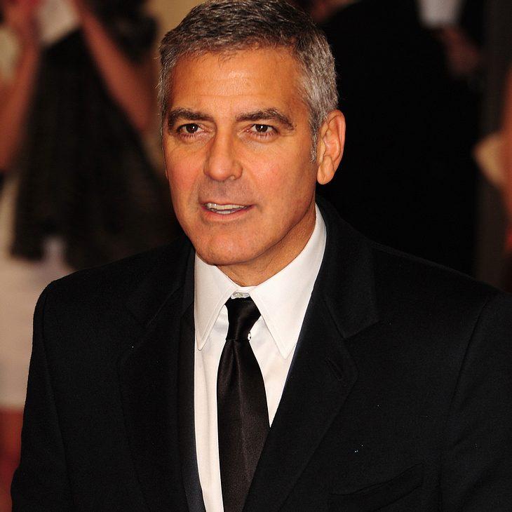 George Clooney versteigert sich selbst