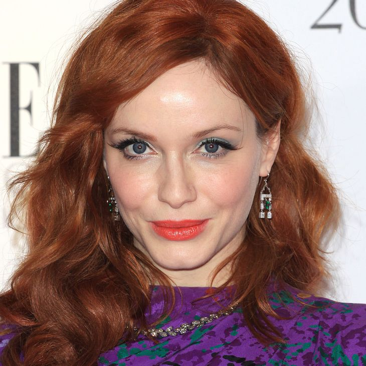 Christina Hendricks: Handy-Skandal