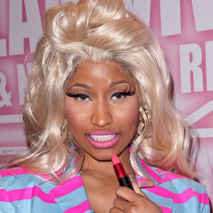 Nicki Minaj wird jetzt Autorin