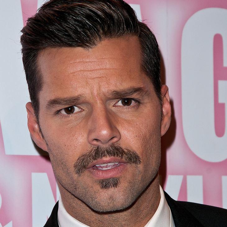 Ricky Martin: Tränen bei eigener Biografie