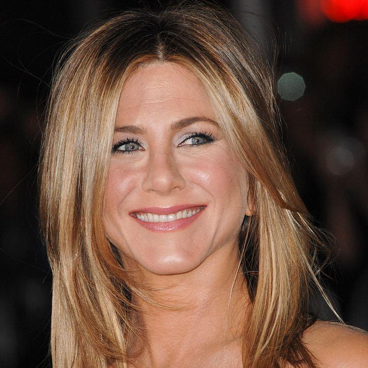 Jennifer Aniston: Zu Gast bei Brangelinas Hochzeit?