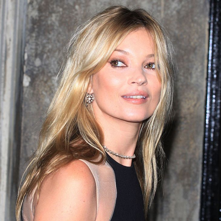 Kate Moss: Feuriges Beziehungsende
