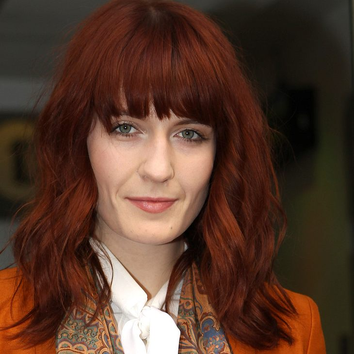 Florence Welch: Party mit Jay-Z und Beyoncé Knowles