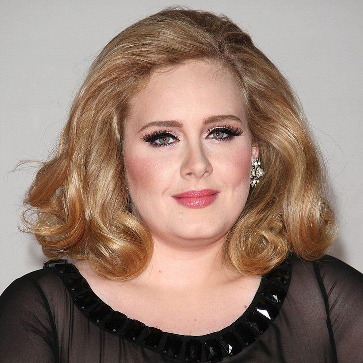 Adeles Kind hat noch keinen Namen!