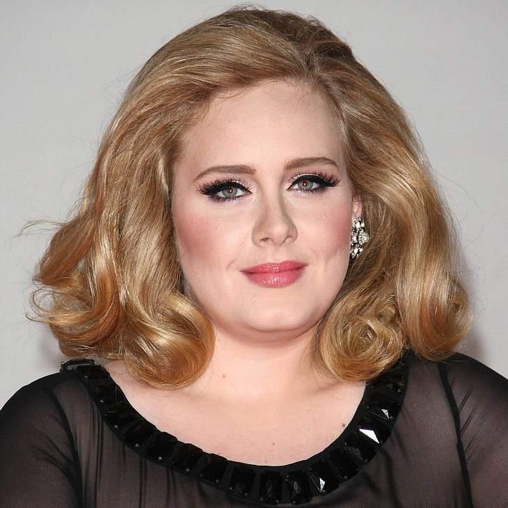 Adele würde nur für ihr Sexleben diäten