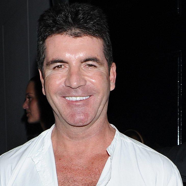 Simon Cowell ist wieder Single