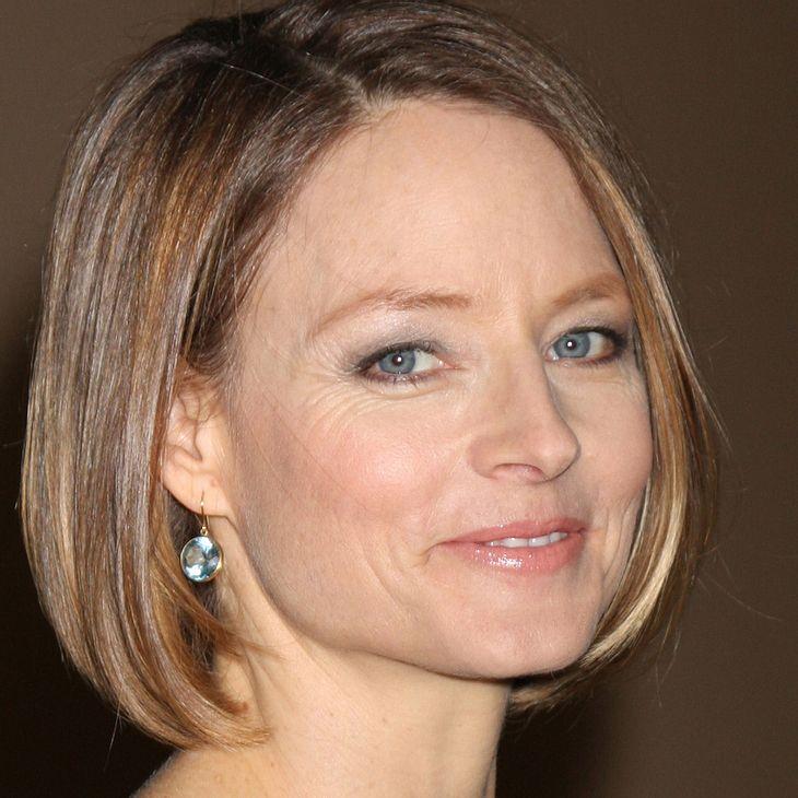 Jodie Foster erhält Golden Globe Award