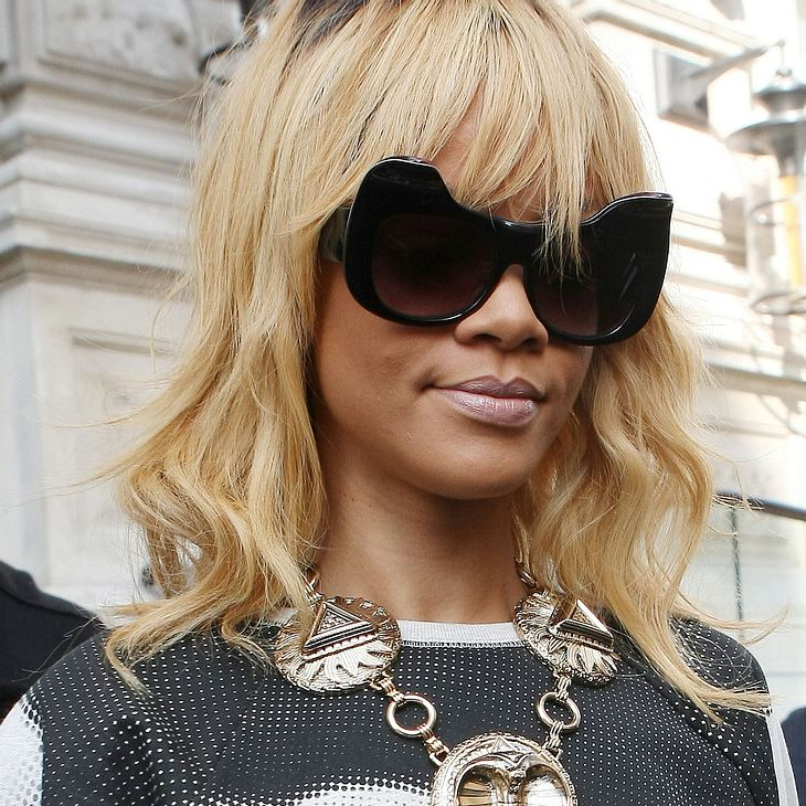 Rihanna: Doch nicht als Whitney Houston?
