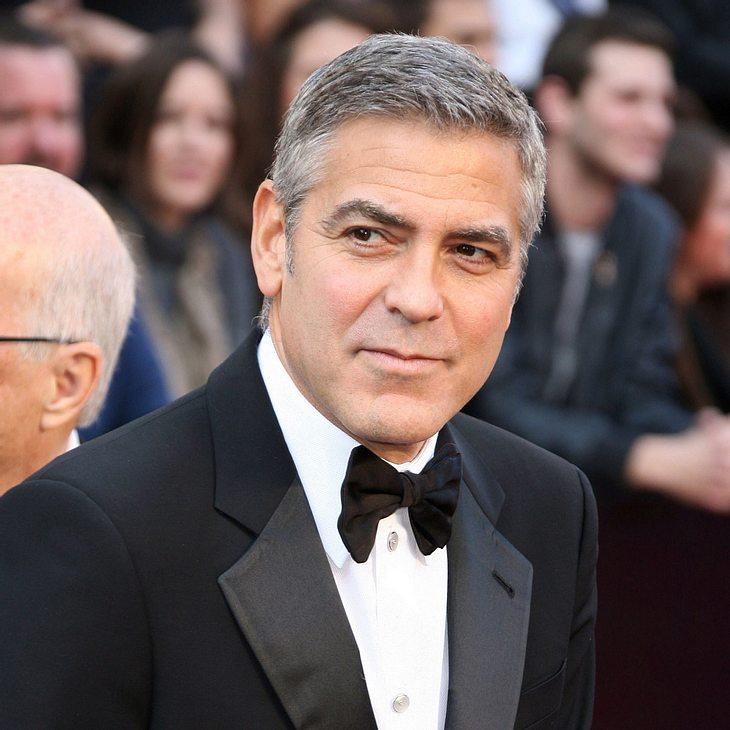 George Clooney: 15 Millionen für Barack Obama