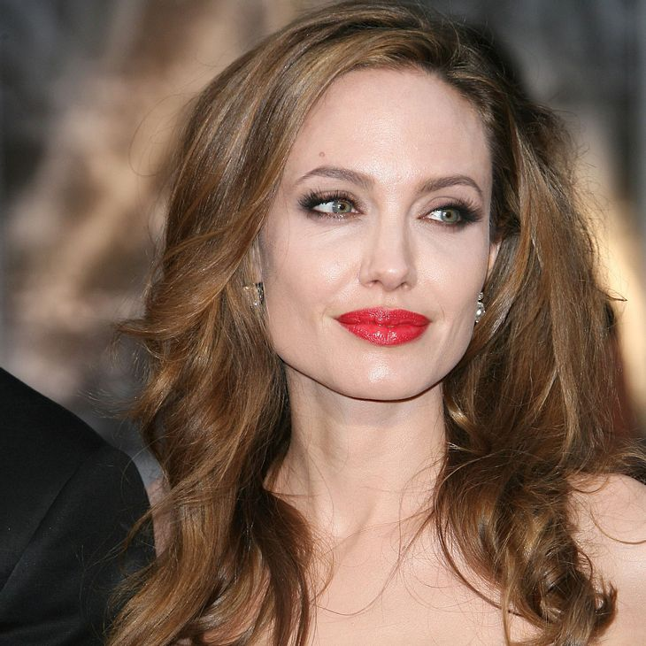 Angelina Jolie spendet 100.000 US-Dollar