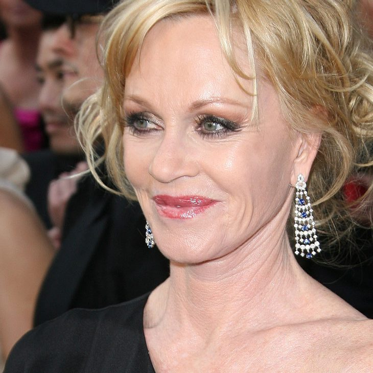 "Melanie Griffith: ""Kreative Differenzen"""