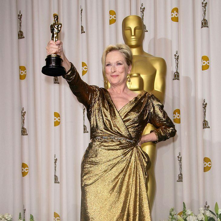 Meryl Streep: Ärger wegen Margaret Thatcher
