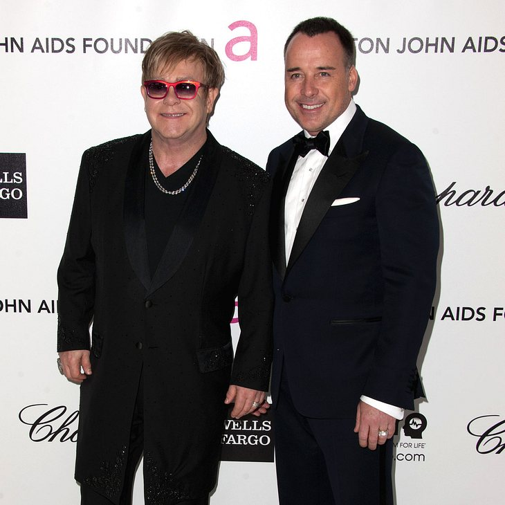 Elton John: Familienurlaub mit Neil Patrick Harris