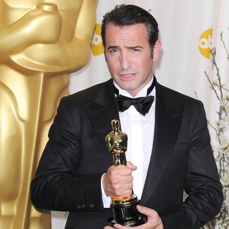 Jean Dujardin: Heldenhafte Heimkehr