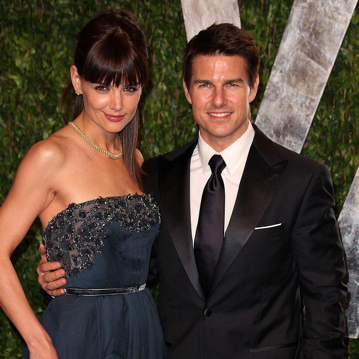 Tom Cruise: Verliebt wie am ersten Tag