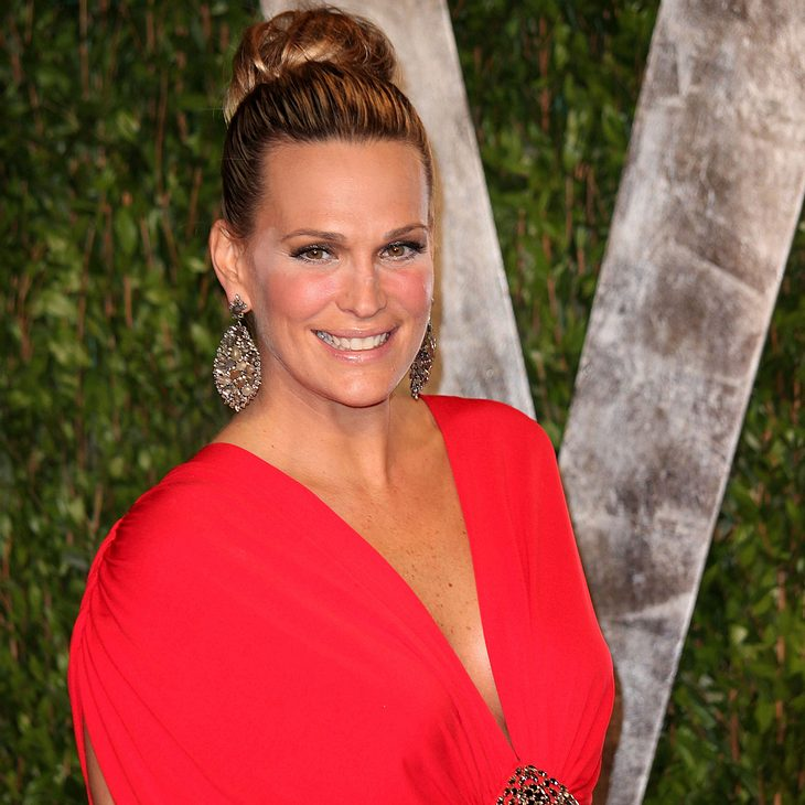 Molly Sims ist Mutter