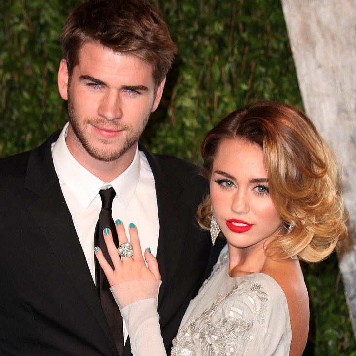 Miley Cyrus ist verlobt!