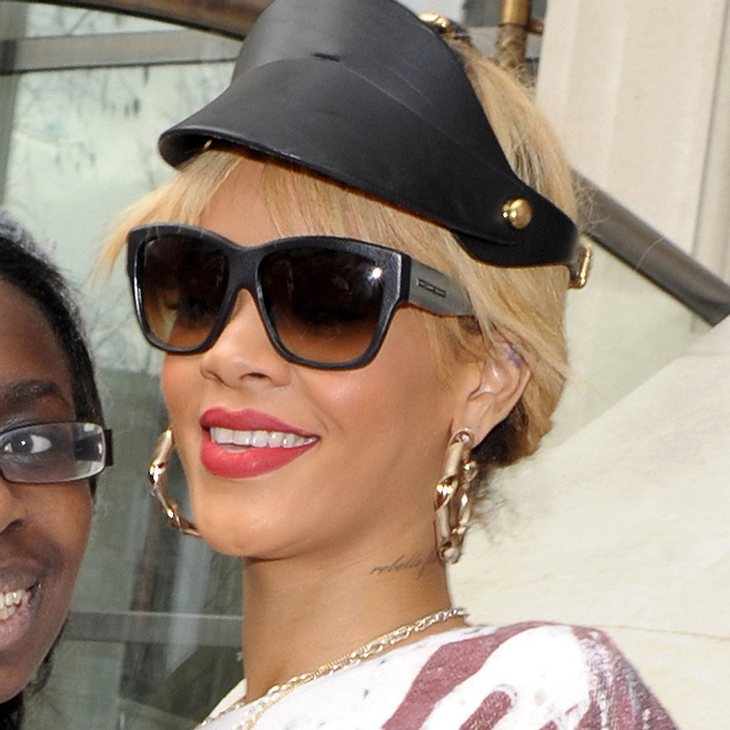 Rihanna: Liebesurlaub mit Chris Brown?
