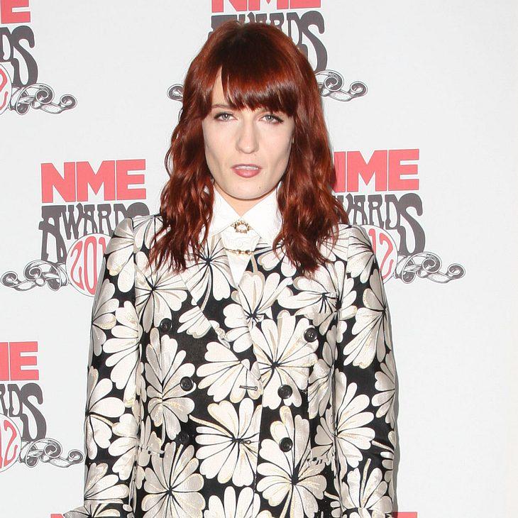 Florence Welch setzt sich bei NME-Awards gegen Adele durch