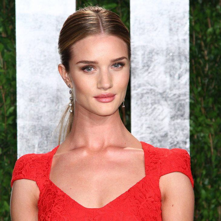 Rosie Huntington-Whiteley: Lieber Kino als TV