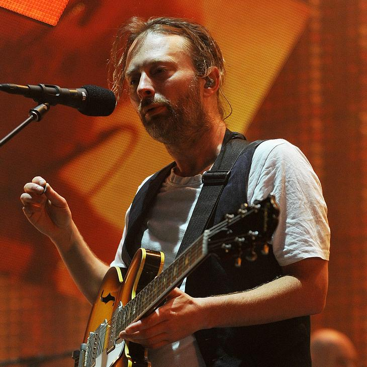 Radiohead sagen Konzert nach Bühnenzusammenbruch ab