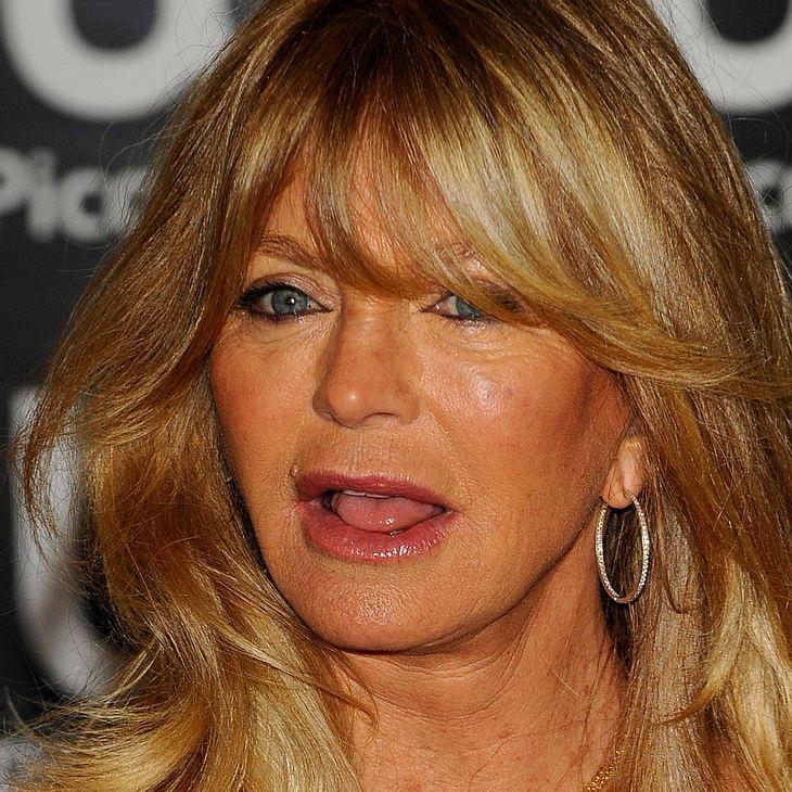 Goldie Hawn dementiert Hochzeitsgerüchte