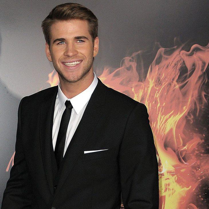 Liam Hemsworth schwärmt vom Filmgeschäft