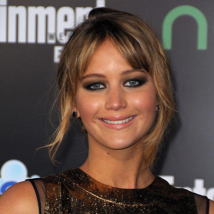 Jennifer Lawrence hat Angst vor dem Erfolg