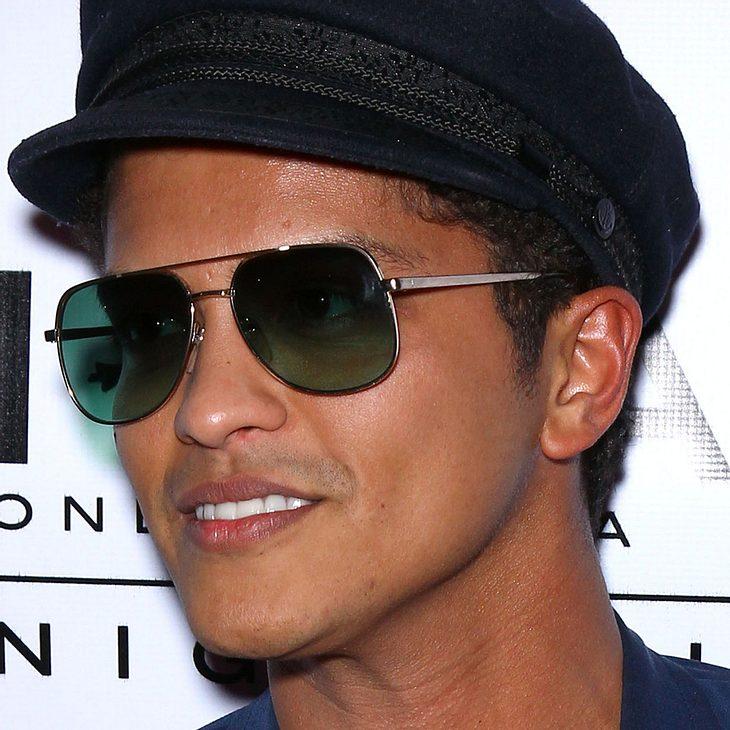 """Bruno Mars: """"Musik muss nicht poetisch sein"""""""