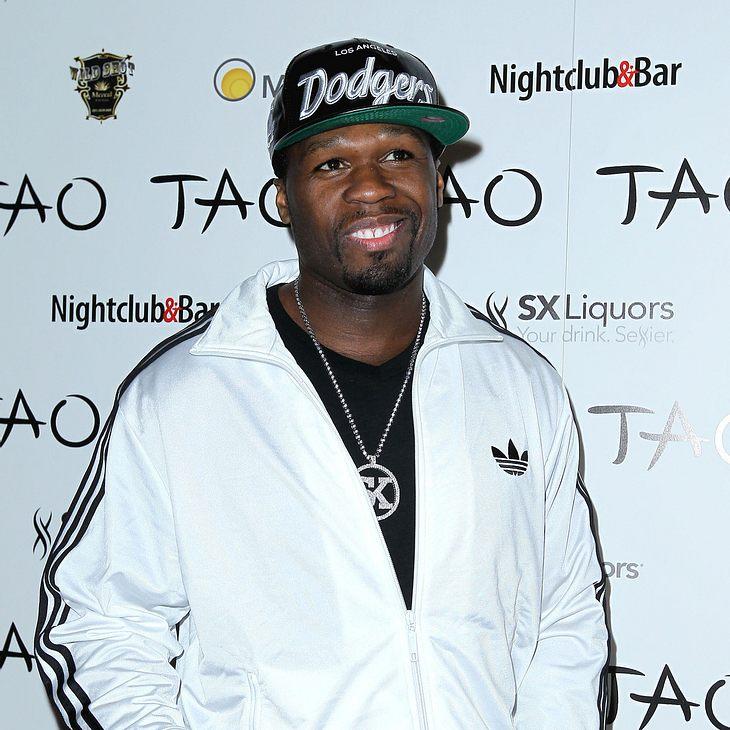 50 Cent: Kugelsicherer Wagen rettete sein Leben