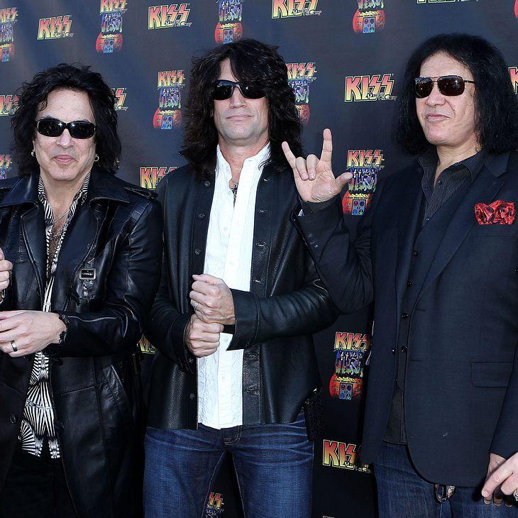 Kiss & Mötley Crüe: Gemeinsame Tournee
