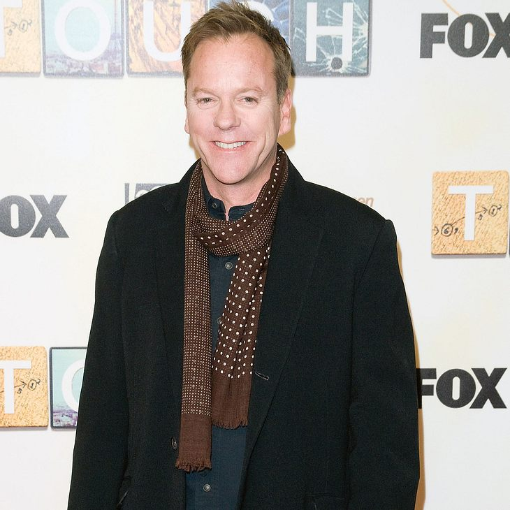 Kiefer Sutherland: Western mit Vater in Planung