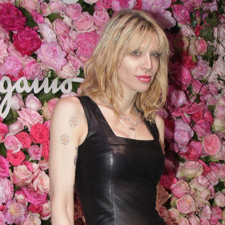 Courtney Love entschuldigt sich bei Tochter
