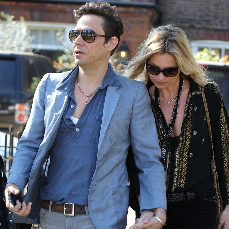 Kate Moss macht Ehemann zum Fleischesser