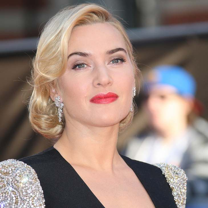 Kate Winslet: Verspätete Premiere