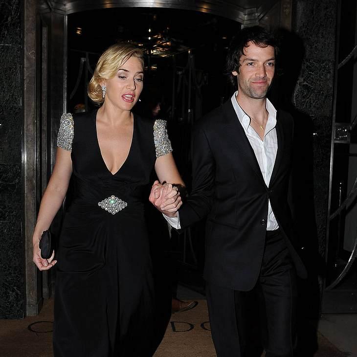 Kate Winslet: Heimliche Hochzeit