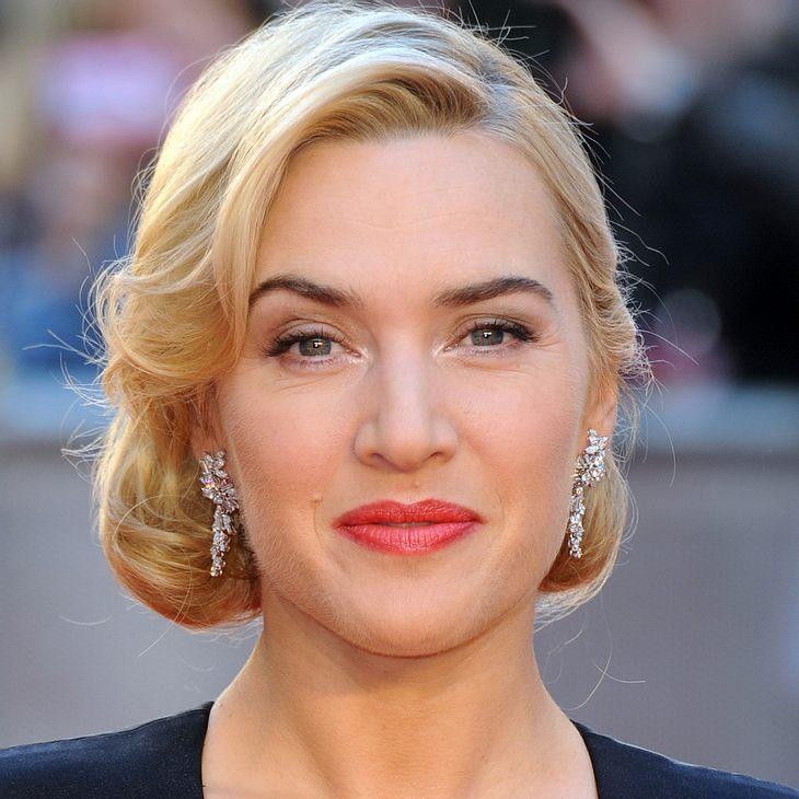 Kate Winslet erhält britischen Verdienstorden