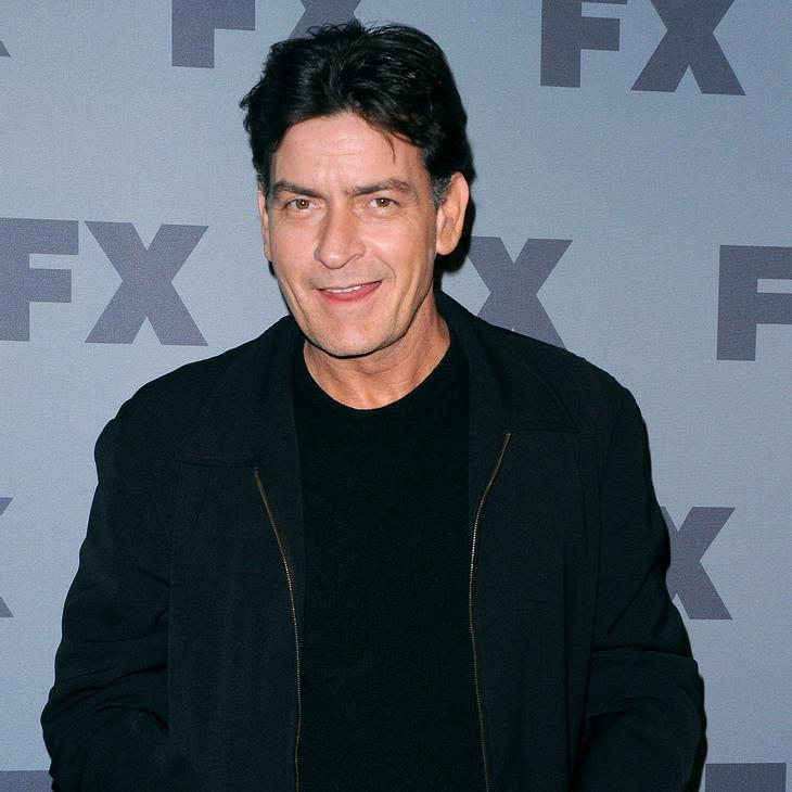 Charlie Sheen: Comeback bei den MTV Movie Awards