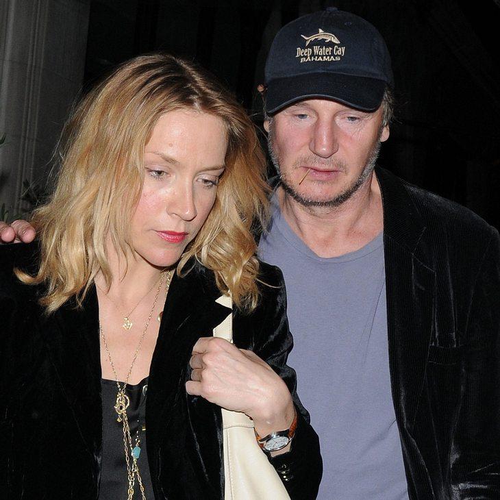 Liam Neeson trennt sich von Lebensgefährtin