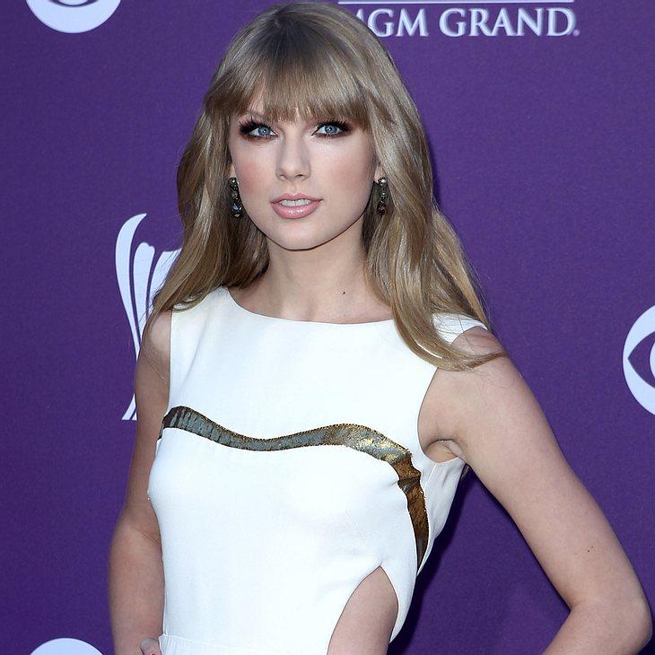 Taylor Swift wartet auf das richtige Rollenangebot