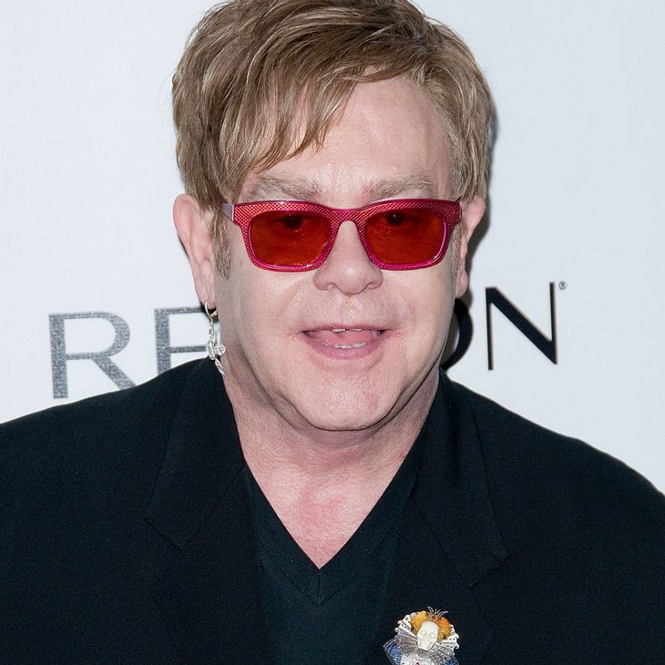 Elton John ersetzt George Michael