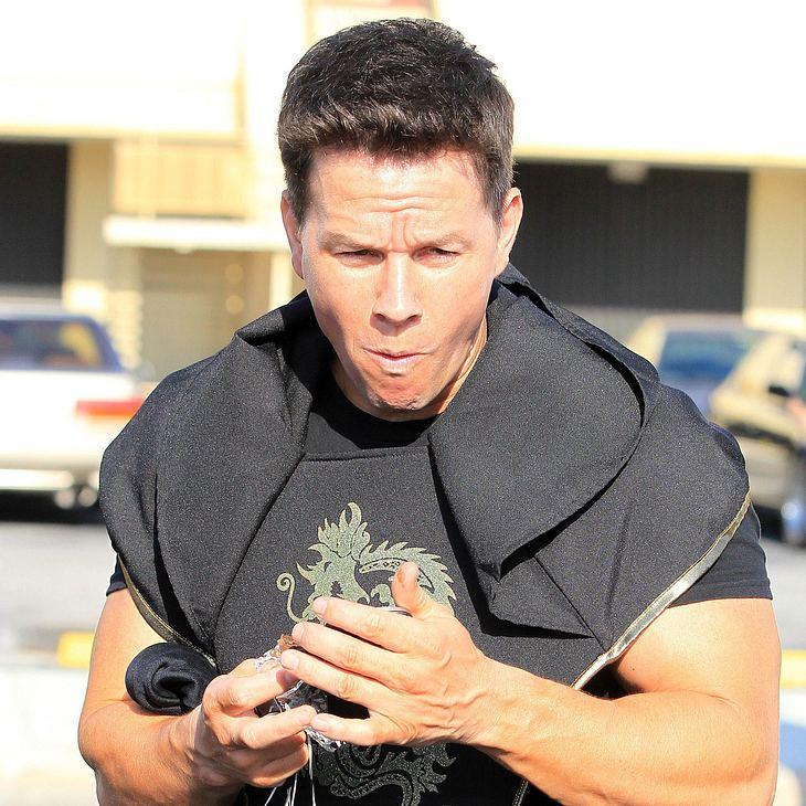 Mark Wahlberg: Mit zehn Mahlzeiten am Tag zu mehr Muskelmasse
