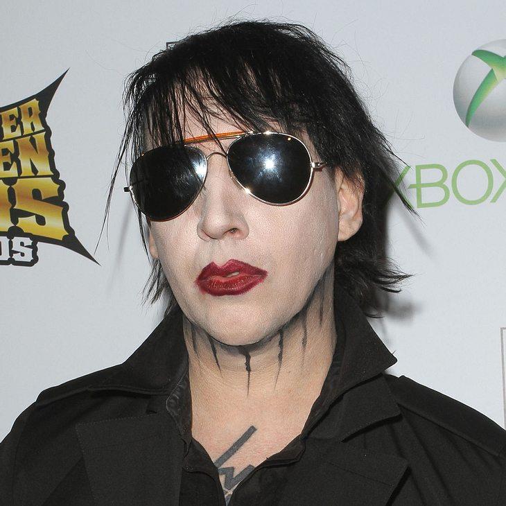 Marilyn Manson denkt über Kinder nach