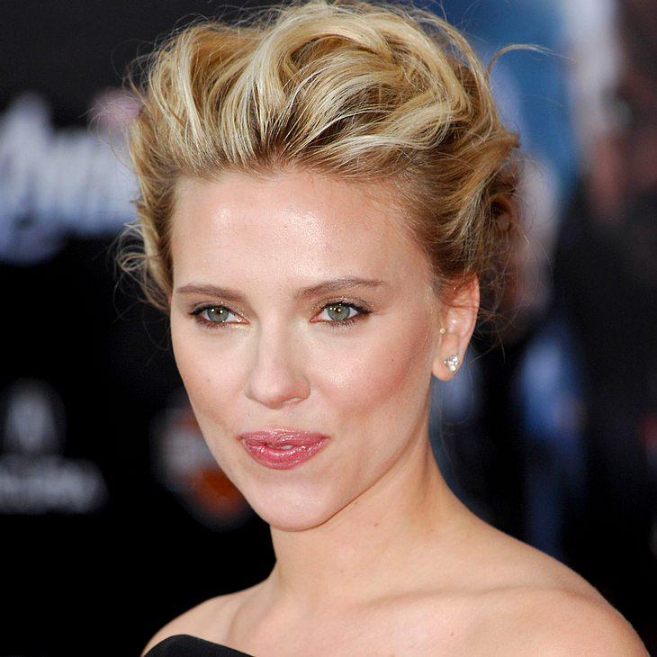 Scarlett Johansson: Scheidung noch nicht verwunden